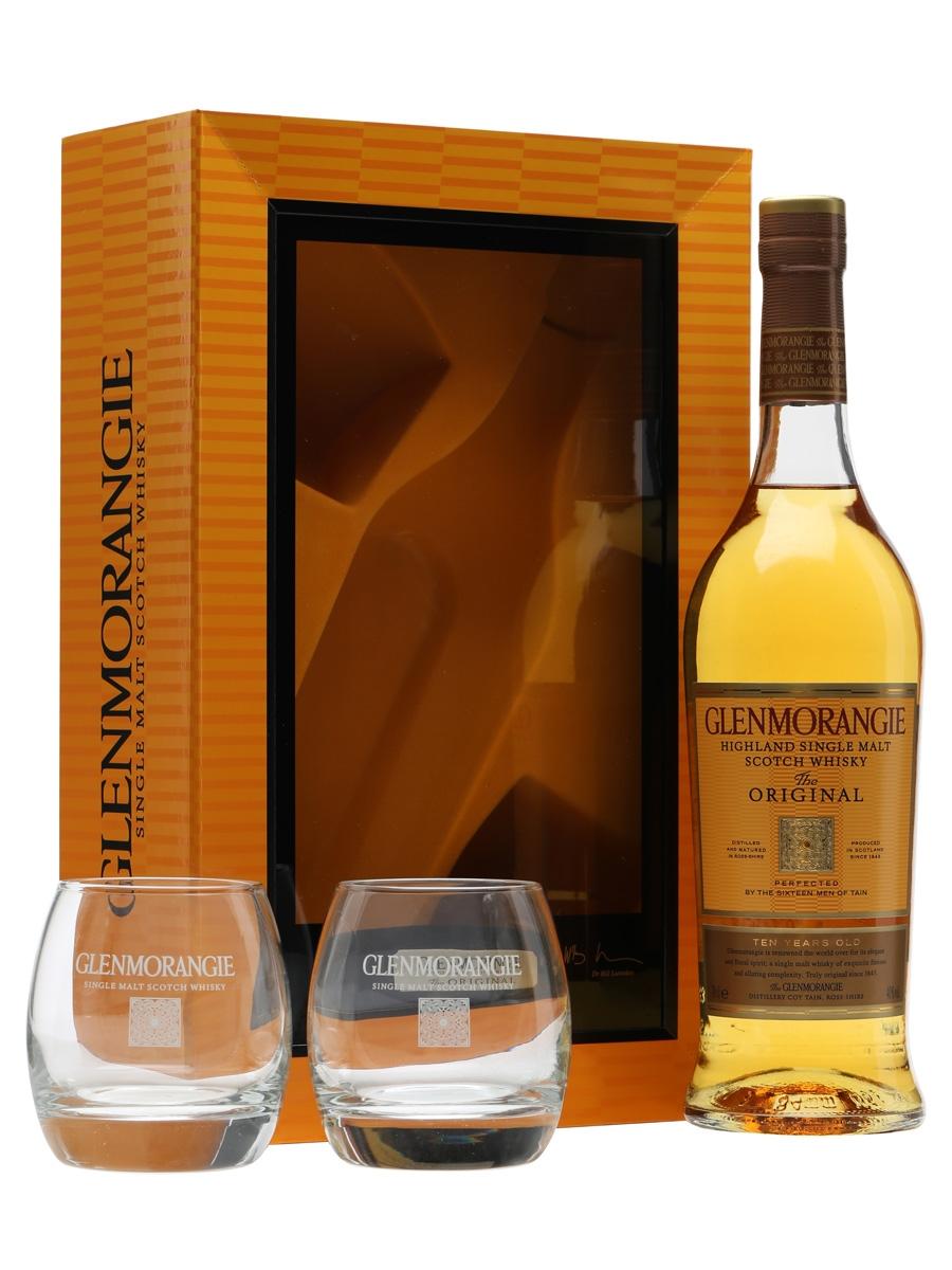 Glenmorangie Highland Single Malt Scotch Whisky Gift Set - Aries Fine Wine & Spirits
