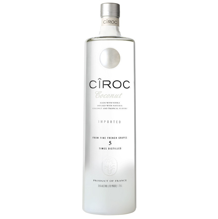 Ciroc Coconut Vodka Aries Fine Wine Spirits