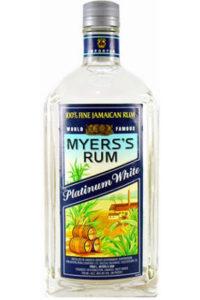 Myer's Platinum White Rum