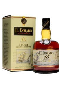 The El Dorado 15 Year Old Rum