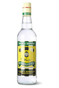 Wray and Nephew Overproof White Rum