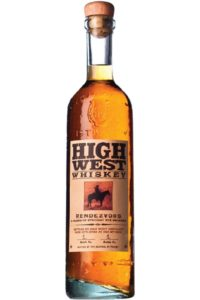 High West Rendezvous Rye Whiskey