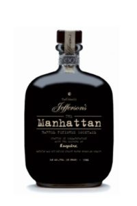 Jefferson's The Manhattan Barrel Finished Cocktail