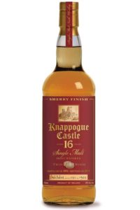 Knappogue Castle 16yr Twin Wood Single Malt Irish Whiskey