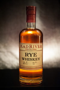 Mad River Rye Whiskey