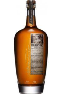 Masterson's 10yr Rye Whiskey