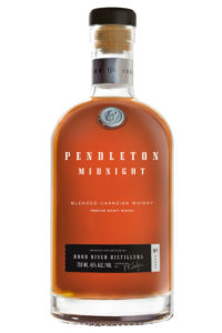 Pendleton Midnight Canadian Rye Whisky