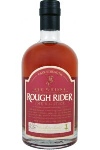 Rough Rider The Big Stick Rye Whisky