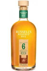 Russell's Reserve 6yr Rye Whiskey