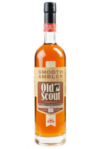 Smooth Ambler Old Scout Straight Rye Whiskey