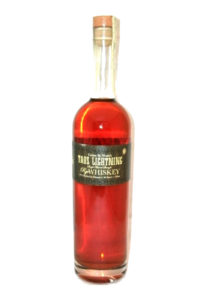 Taos Lightning 5yr Single Barrel Straight Rye Whiskey