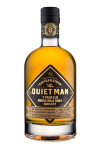 The Quiet Man 8yr Single Malt Irish Whiskey