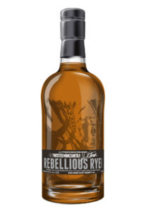 Twisted Manzanita Rebellious Rye Whiskey