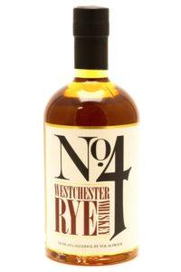 Westchester No. 4 Rye Whiskey