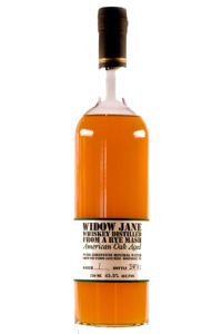 Widow Jane Rye Mash American Oak Aged Whiskey