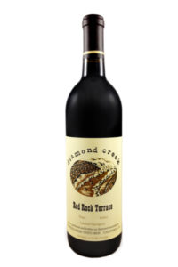Diamond Creek Red Rock Terrace Cabernet Sauvignon 2011