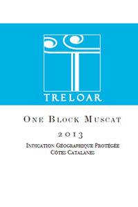 Domaine Treloar One Block Muscat