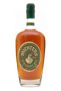 Michter's 10yr Single Barrel Straight Rye Whiskey