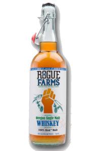 rogue single malt whiskey