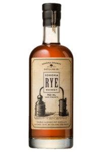 rye whiskey sonoma