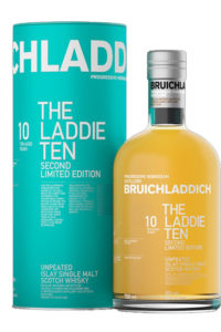 Bruichladdich 10 Year The Laddie Ten Second Limited Edition