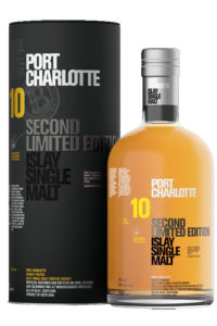 Bruichladdich Port Charlotte 10 Year Second Limited Edition