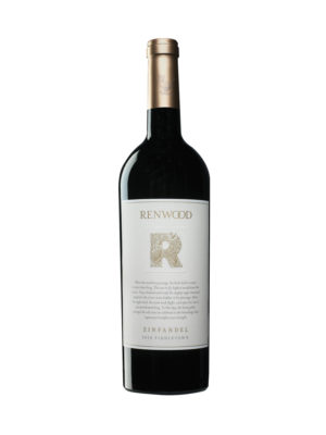 Renwood Winery Fiddletown Zinfandel 2012