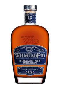 WhistlePig 15 Year Straight Rye Whiskey