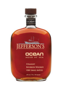 Jefferson's Ocean Aged At Sea Voyage 9 Kentucky Straight Bourbon Whiskey