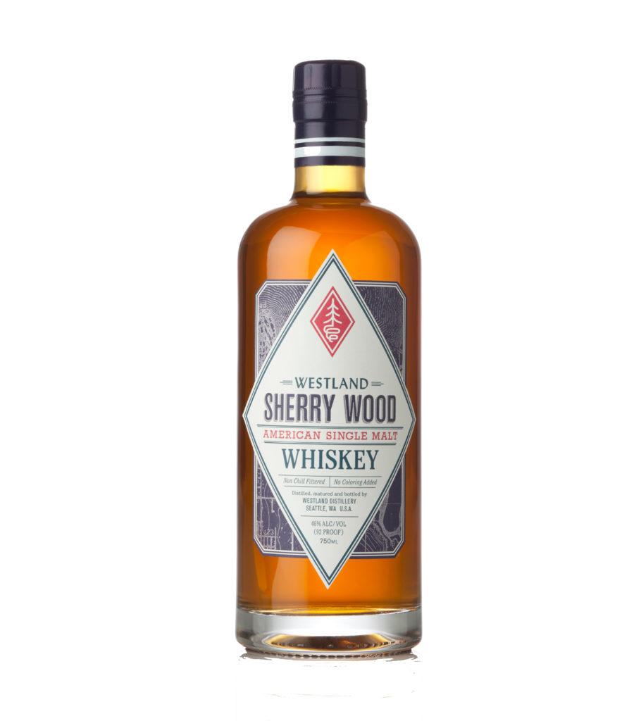 Westland Sherry Wood Single Malt American Whiskey Aries