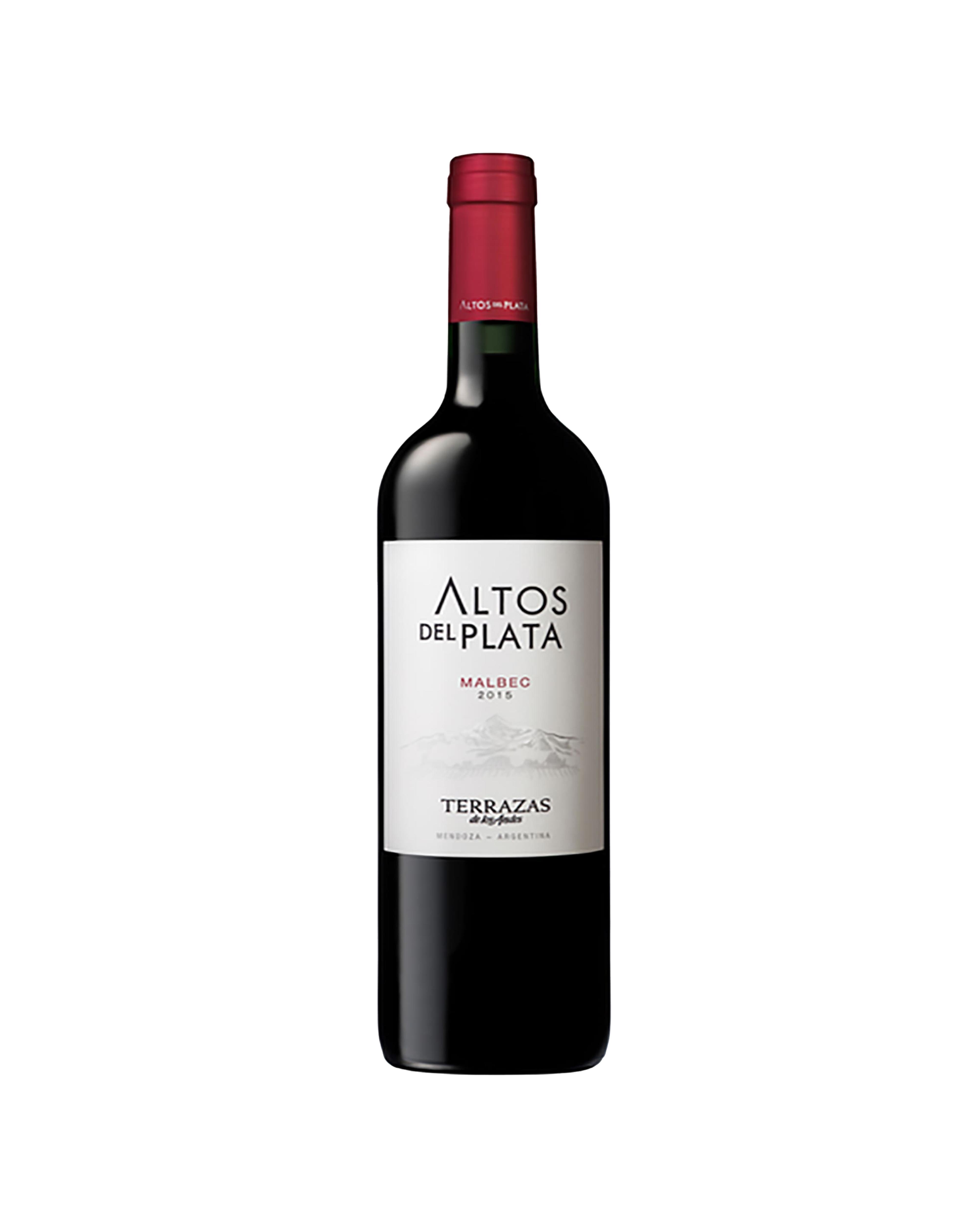 Terrazas De Los Andes Malbec Altos Del Plata Aries Fine Wine Spirits