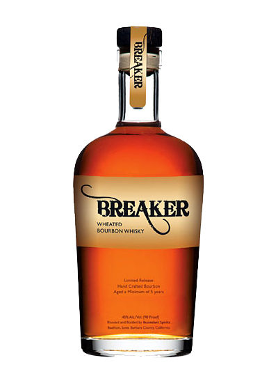 Ascendant Spirits Breaker Wheated Bourbon
